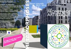 Métamorphoses, Sarcelles, 20 et 21 septembre 2013
