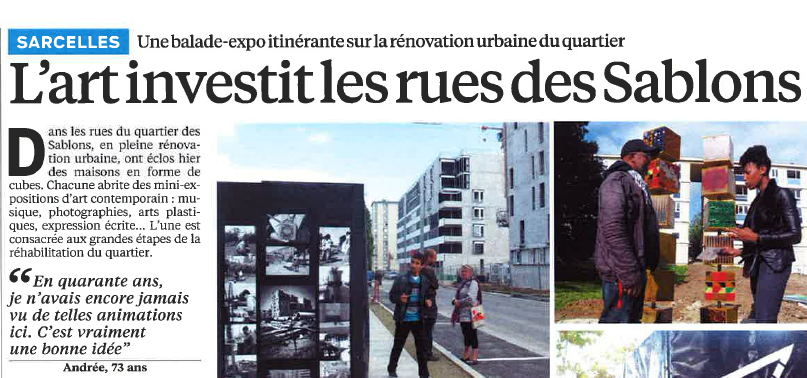 Metamorphoses Le Parisien