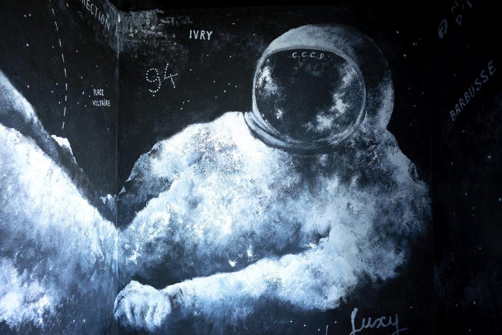 Double Face / Le voyage de Gagarine