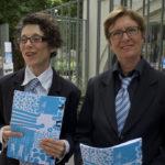 Fransoise Simon et Anne Rousseau