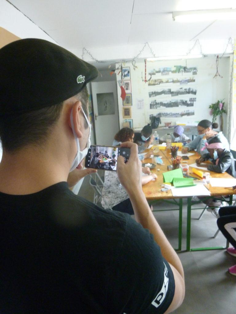 Atelier van gogh / Double Face